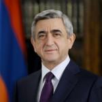 Սերժ Սարգսյան ՀՀ Նախագահ