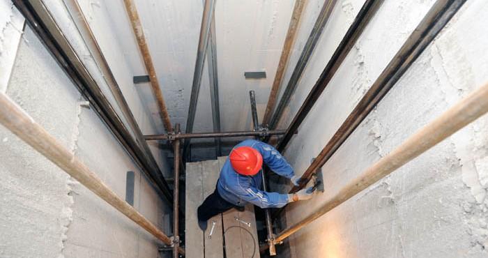 ԱՎԱՆ 3: Տեղադրվում են վերելակները