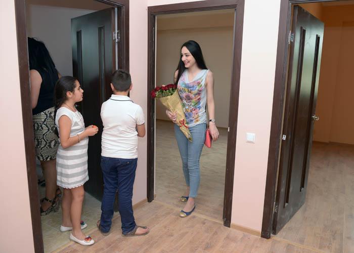 ԱՎԱՆ 3. Բնակարանամուտ (1)