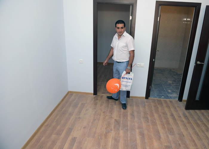 ԱՎԱՆ 3. Բնակարանամուտ (2)