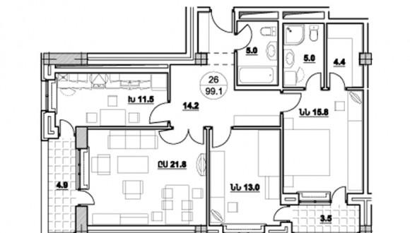 Ծարավ Աղբյուրի 558 շենքի նախագծերը (10)