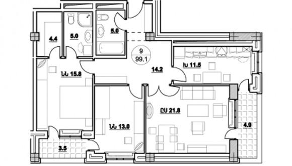 Ծարավ Աղբյուրի 558 շենքի նախագծերը (11)