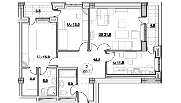 Ծարավ Աղբյուրի 558 շենքի նախագծերը (13)