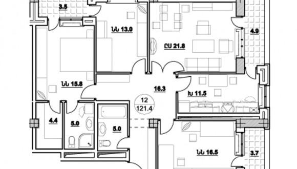 Ծարավ Աղբյուրի 558 շենքի նախագծերը (16)