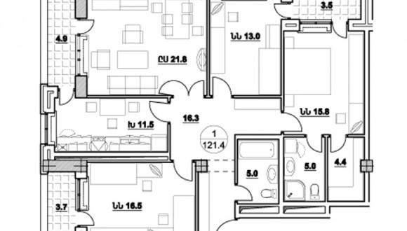 Ծարավ Աղբյուրի 558 շենքի նախագծերը (17)