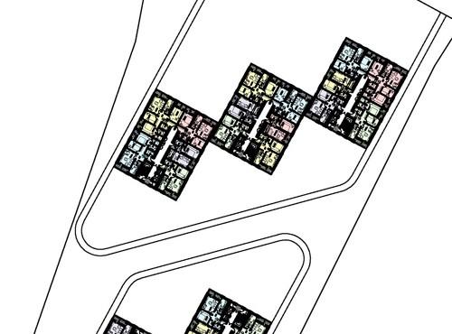 Ծարավ Աղբյուրի 55/8 շենքի նախագծերը