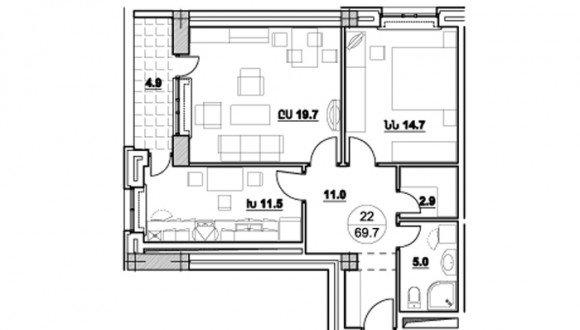 Ծարավ Աղբյուրի 558 շենքի նախագծերը (3)