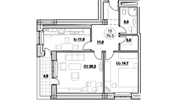 Ծարավ Աղբյուրի 558 շենքի նախագծերը (5)