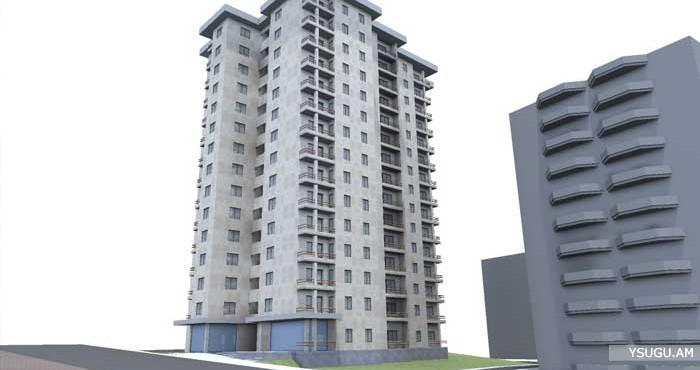 Կառուցվում է նոր բնակարանային համալիր