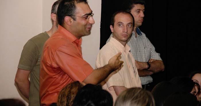 Շահառուների հանդիպումը Ա. Քարամյանի հետ
