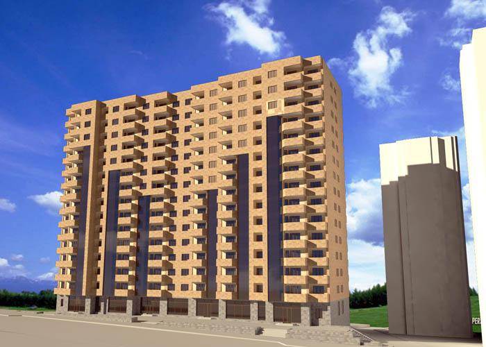 Պարույր Սևակի 8-2 հասցեում կառուցվող շենքերի բնակարանների նախնական հատակագծերը (8)