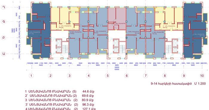 Ներկայացվում է Երևան քաղաքի Պարույր Սևակի 8 հասցեում կառուցվող բնակարանների առուվաճառքի նախնական պայմանագրի նախագիծը