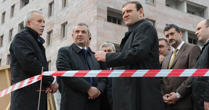 Ծրագրի շահառուները հանդիպեցին Ա. Քարամյանի հետ