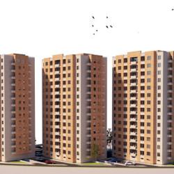 «ԶԵՅԹՈՒՆ 3» ծրագրի շրջանակում կառուցվող շենքերի հատակագծերը