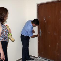 Մեկնարկեց Ավան 5 համալիրի բնակարանների հանձնման գործընթացը