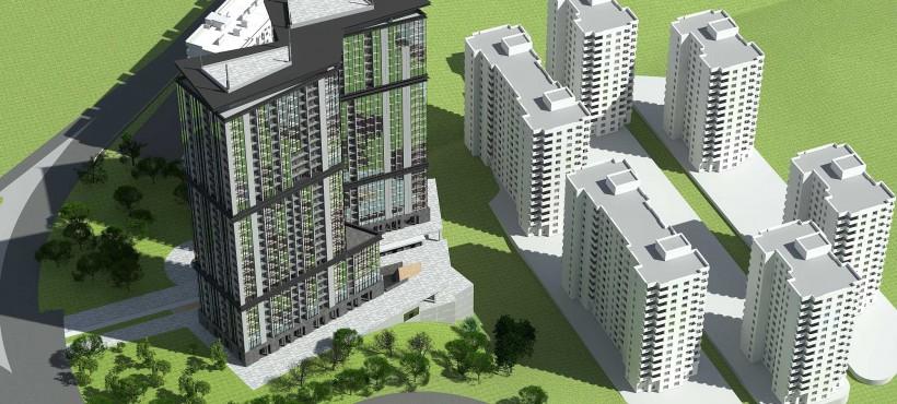 «Renaissance Premium Home» բազմաֆունկցիոնալ համալիրի շինարարությունը կմեկնարկի 2020 թ. հուլիսի 20-ին